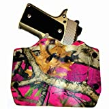 Best Outlaw Holsters 1911 Holsters - ATAC Vista Pink OWB Holster Review