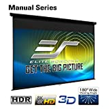 Elite Screens Manual Series, 150-INCH 16:9, Pull