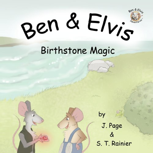 Ben & Elvis: Birthstone Magic J. Page