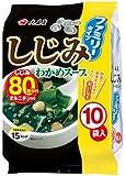 大森屋 しじみわかめスープ 10袋入