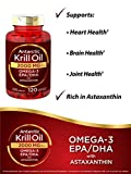 Antarctic Krill Oil 2000 mg 120 Softgels