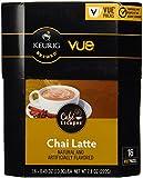 Café Escapes Vue Cups for Keurig Vue Brewers (Chai Latte, 16 Count)
