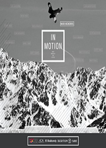 In Motion Mark McMorris Snowboard DVD Red Bull (Red Bull Snowboard)
