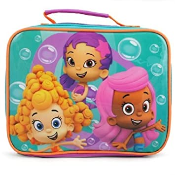 Amazon.com: Bubble Guppies Bolsa para la merienda [Deema ...