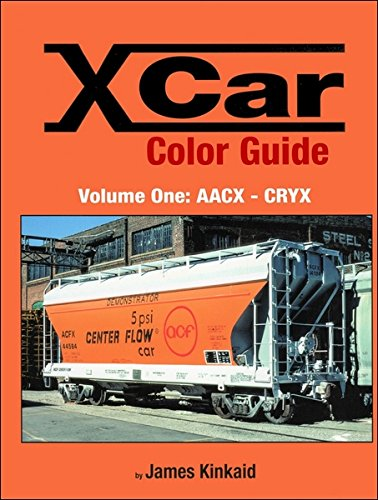 X Car Color Guide Vol 1: AACX-CRYX pdf