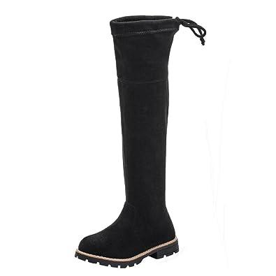 f59aca7398d Transer Size 8-11 Girls Over-Knee Boots