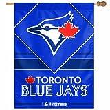 MLB Toronto Blue Jays 27-by-37-Inch Vertical Flag