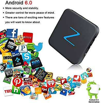 2.4G/5G WiFi Zenopllige Z11 Pro Android TV Box 2G/16G Bluetooth ...