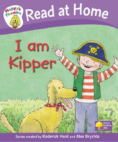 Read Online Read at Home: Floppy's Phonics: L1a: I am Kipper pdf epub