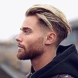 ویکالا · خرید  اصل اورجینال · خرید از آمازون · Dreambeauty Men's Toupee 10??8 inch Human Hair Thin Skin Hairpiece Hair Replacement System Monofilament Net Base for Men (#21) wekala · ویکالا