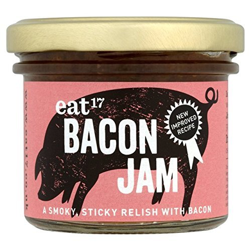 Eat 17 Bacon Jam 105g
