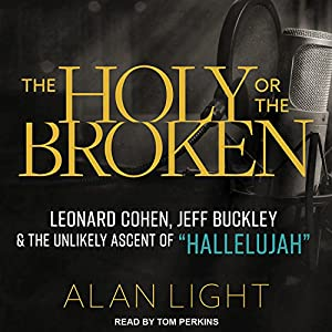 The Holy or the Broken Audiobook