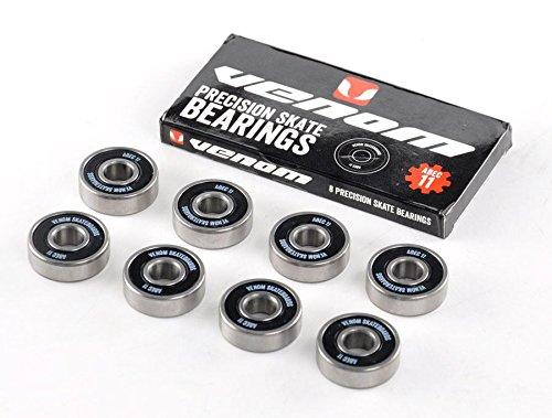 Venom Abec 11 Skateboard Bearings