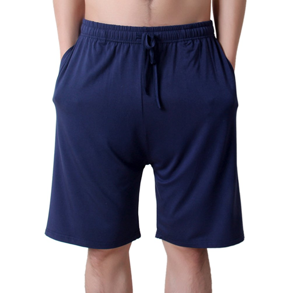 Very Stretchy comfy sleep shorts but long