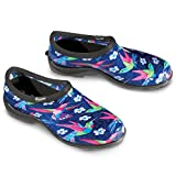Best Garden Shoes - Sloggers 5117HUMPK09 Women's Rain & Garden Shoe Wateproof Review