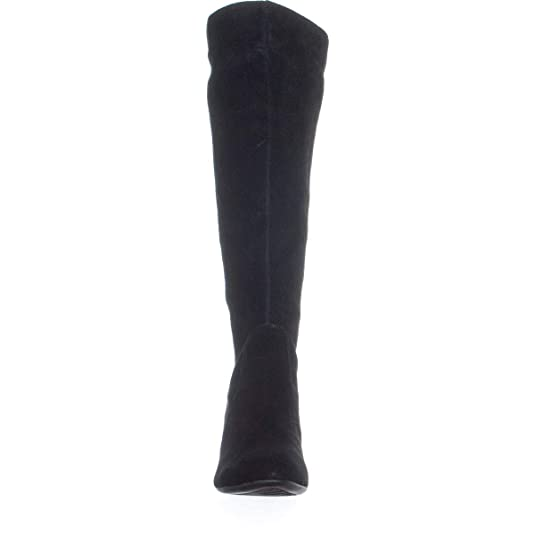 5db97b1b1f1 Amazon.com  Anne Klein AK Sport Women s Azriel Suede Knee High Boot  Shoes