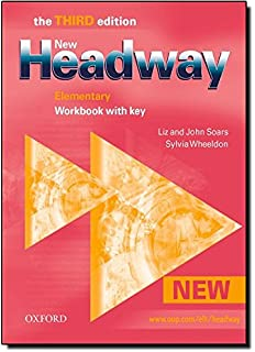 Amazon new headway elementary third edition students book new headway elementary workbook with key headway elt fandeluxe Image collections
