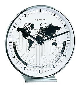Hermle Modern Table Clocks 22843 002100