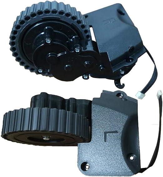 ACAMPTAR Juego De 2,Izquierda + Derecha-Rueda De Motor para Ilife A4 A4S A40 A8 Aspiradoras-Proporcione La Mejor Protección para Mantener Su Aspiradora Funcionando En Condiciones óptimas: Amazon.es: Hogar