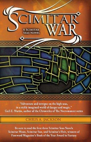 Scimitar Sun (A Scimitar Seas Novel Book 2)