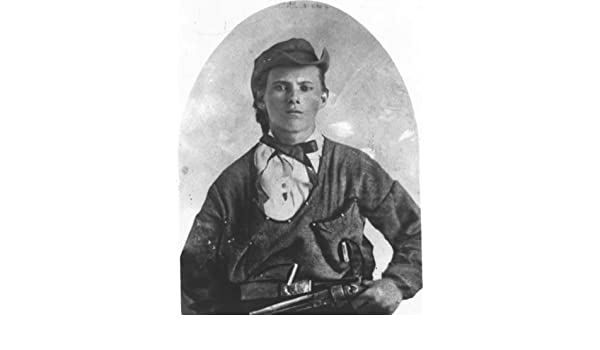 New 8x10 Photo 1864 Infamous Western Outlaw Jesse James