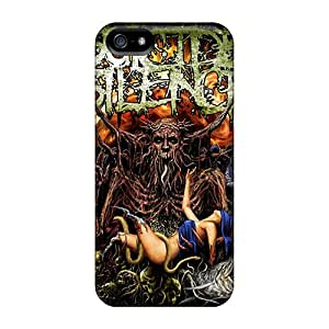 Premium Suicide Silence Heavy-duty Protection Case For Iphone 5/5s