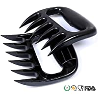4ally Best Quality Pulled Pork Shredder Claw (Black)