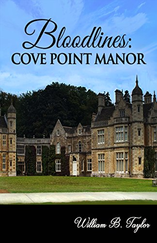 #freebooks – Bloodlines: Cove Point Manor: A paranormal mystery – FREE until May 8th