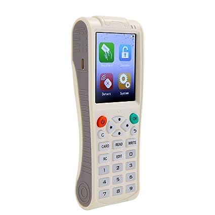 Amazon.com: Baugger RFID NFC Lector de tarjetas de copia ...