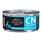 Purina Pro Plan Veterinary Diets CN Critical Nutrition Formula Canned Dog & Cat Food 24/5.5 oz by Purina Pro Plan Veterinary Diets Review