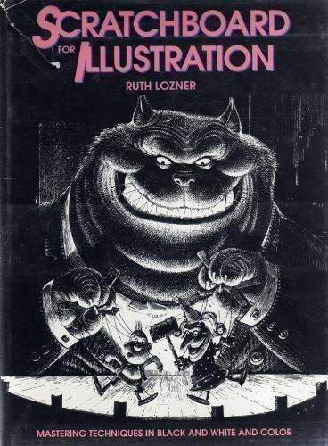 Scratchboard for Illustration
