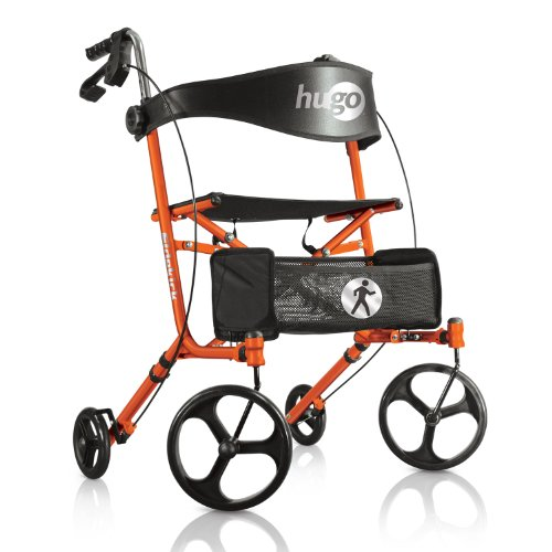3 wheel rollator with seat - 4