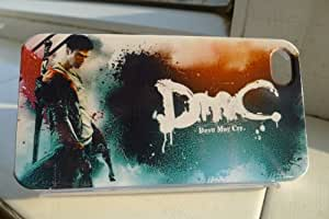 DMC Devil May Cry 2013 Apple Iphone 5 Snap-On Hard Plastic Case Cover 04-01