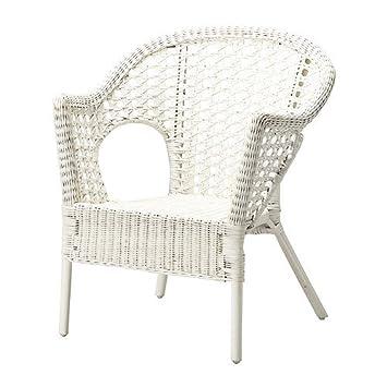 IKEA Finntorp - Butaca, blanco: Amazon.es: Hogar