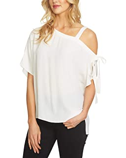 596dc13477ac47 1.State Womens Off Shoulder Volumninous Sleeve Top at Amazon Women's ...