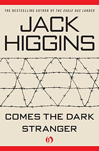 Comes the Dark Stranger (The Martin Shane Novels)