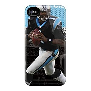 High Grade Cases Carolina Panthers Appearance Cover Iphone 5/5S