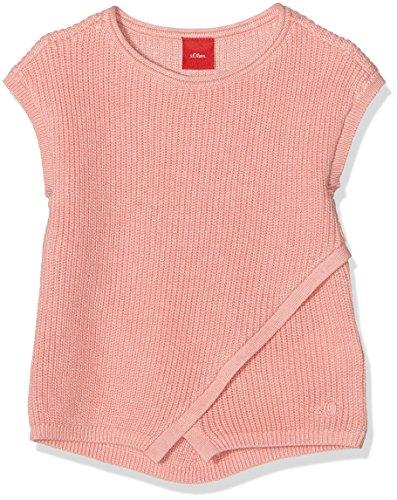 s.Oliver Baby-Mädchen Strickjacke 65.608.67.8297, Rosa (Light Pink 4273), 92