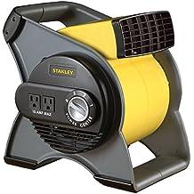 Lasko Stanley 655704 High Velocity Blower Fan, Yellow