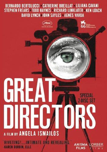 Great Directors (Special 2-Disc Set) -  DVD, Angela Ismailos, Angela Ismailos