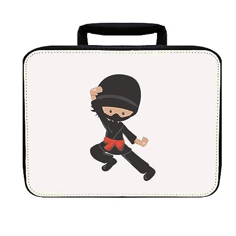 Amazon.com: Ninja Boy 4 S Nylon Insulated Lunch Box Food Bag ...