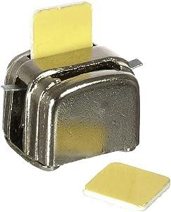 Dollhouse Miniature 1:12 Scale 3 Pc Toaster with Toast SET #Ma1053