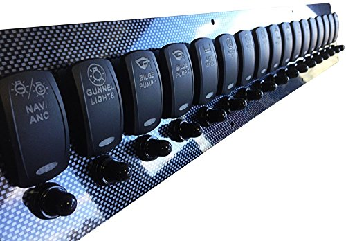 Boat Blank Dash Panel Material Carbon Fiber 24
