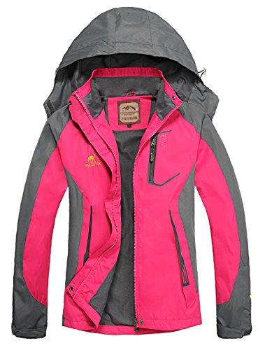 Waterproof Jacket Raincoat Women Sportswear-MICKYMIN 2017 New Design Outdoor Hooded Softshell Jackets