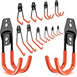Greatever Garage Hook Set, Heavy Duty Tool Hangers