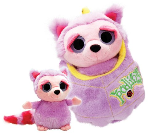 Keel Toys Podlings - Periwinkle the Racoon