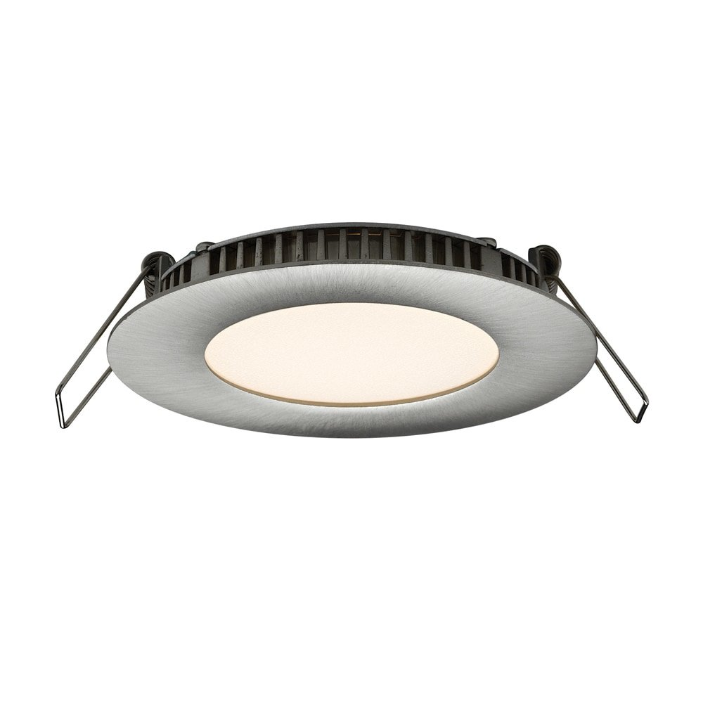 Dals Lighting USA DALS 3-inch 6-watt LED Round Recessed Panel Light Ceiling Lighting 3'' 6W