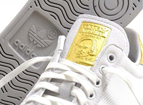 Scarpe Adidas Originali Rod Laver Super Gold Leaf S80511,12