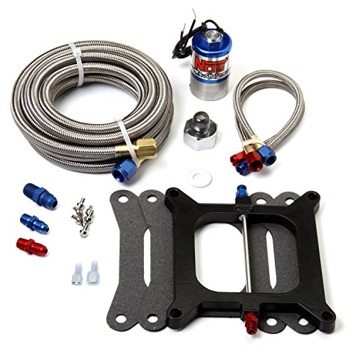 Nos Cheater Nitrous (NOS 0025NOS Big Shot Single Stage Upgrade Kit)