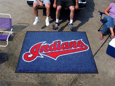 Tailgater Floor Mat - Cleveland Indians